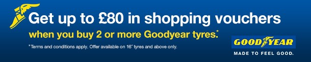 Get up to £80 in shopping vouchers