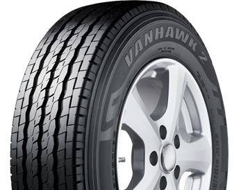 Buy Firestone Vanhawk Van tyres from your local Setyres