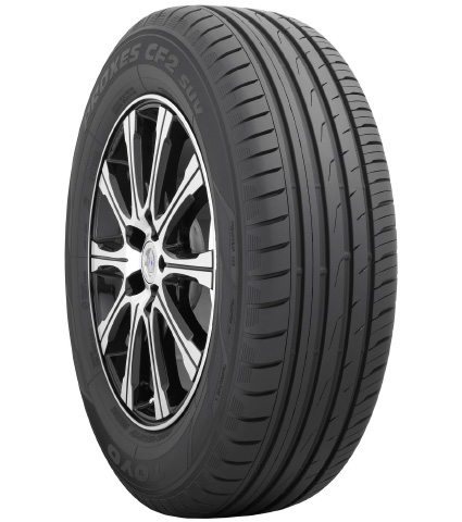 Buy cheap Toyo Proxes CF2 SUV tyres from your local Setyres