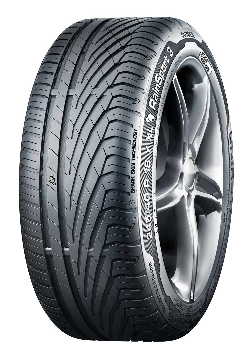 Buy cheap Uniroyal RainSport 3 SUV tyres from your local Setyres
