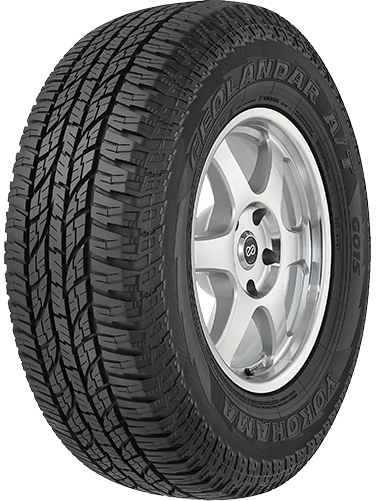 Buy cheap Yokohama Geolander A/T G015 tyres from your local Setyres