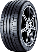 Asymmetric tyres are designed with two alternate tread patterns to provide high performance