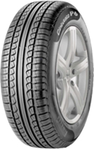 Symmetrical tyres feature a symmetrical tyre pattern and can be fitted in any position of the vehicle
